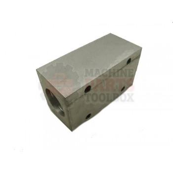 Lantech - Block Dual 30MM ID Linear Bearing Mount Suction - 000926A