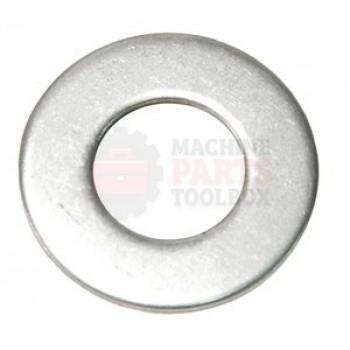 Lantech - Washer Flat For M12 Bolt 13MM ID ZINC Plated Steel DIN125 - 001574A