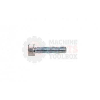 Lantech - Fastener Bolt M5X0.8 X 16MM Socket Head Cap - 001808A