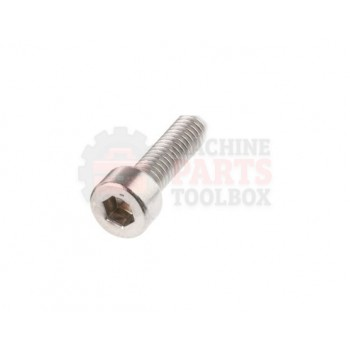 Lantech - Fastener Bolt M6X1 X 20MM Socket Head Cap - 001822A