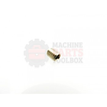 Lantech - Fastener Setscrew Cup Point Socket - 001998A