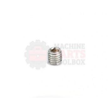 Lantech - Fastener Setscrew Cup Point Socket 18-8 - 002005A