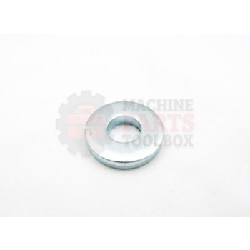 Lantech - Washer Flat For M8 Bolt 8.4MM ID X 21MM od X 4MM Thick - 002661A