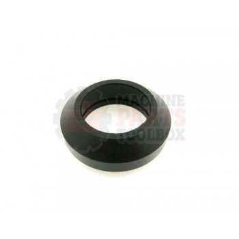 Lantech - Roller Idler Track Machined Black DELRIN (For 005216C (SEE Notes)) - 005112B
