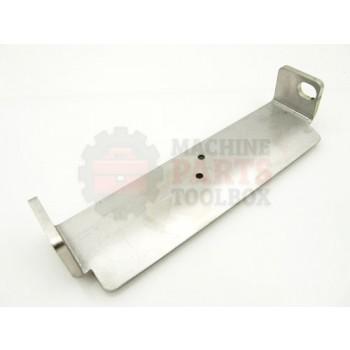 Lantech - Plate Formed Blank Stop Blank Transport Stainless Steel - 025563D