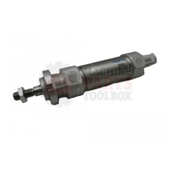 Lantech - Cylinder Air 32MM Bore 40MM Stroke Double Acting Self Aligning G1/8 Connections - 128742A
