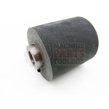 Lantech - Roller Urethane 4X4 GRD Finish - 20238102