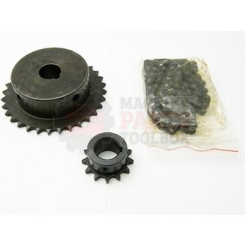Lantech - Pre-Stretch Kit 200% H2 & H3 PRS - 20963805