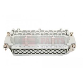 Lantech - Connector QD Female Insert 24P Plus GND 600V - 30000145