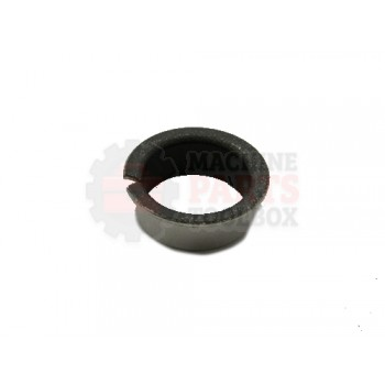 Lantech - Bushing Flange 1 IN ID X 1 1/8 IN OD X 1/2 IN LG X 1 3/8 Flange OD X 1/16 Flange Thickness Steel - 30000635
