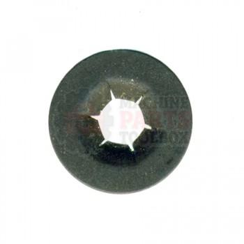 Lantech - Fastener Nut Push 1/8 - # 30000769