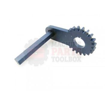 Lantech - Support Fab FDS Pivot Idler Frame - 30002769