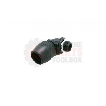 Lantech - Conduit Fitting 1/2 90 Non-Metallic - 30003584