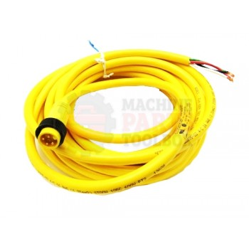 Lantech - Cable Electrical 4COND 16AWG Straight M - 30004230