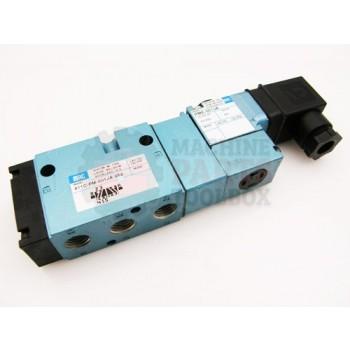 Lantech - Valve SGL Sol 24VDC 6W Stack - 30004245