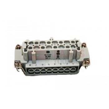 Lantech - Connector QD Female Insert 16P Plus GND 600V - 30004252