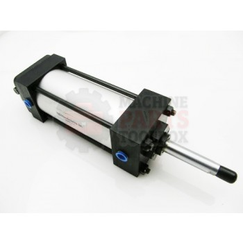 Lantech - Cylinder TA-MP2-2 1/2 X 4 MPR W1/4 Ports PP - 30004422