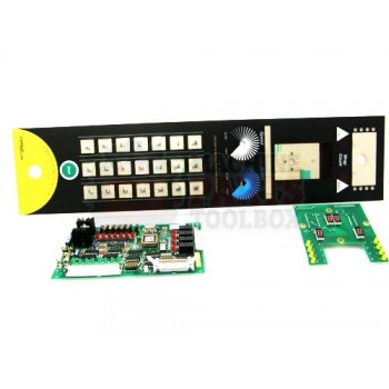 Lantech - Kit Q Membrane Panel Exchange (Must Have Machine Serial Number) (See Notes) - 30006090