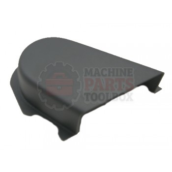 Lantech - Cover Film Delivery System Small RVS Flow Gray Haircell - 30006482