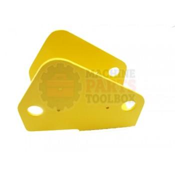 Lantech - Plate Formed Bumper ASM Upper Pivot - 30007005