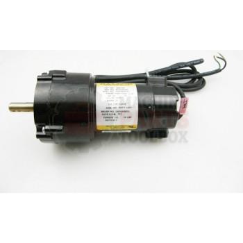 Lantech - Gearmotor 1/22HP 180VDC 1725RPM 90:1 (20RPM Output) - 30007355