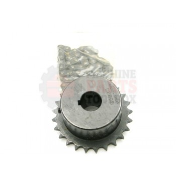 Lantech - Pre-Stretch Kit 150% QM Sprocket - 30008420