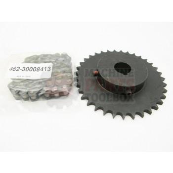 Lantech - Pre-Stretch Kit 250% Q SPRKT - 30008424