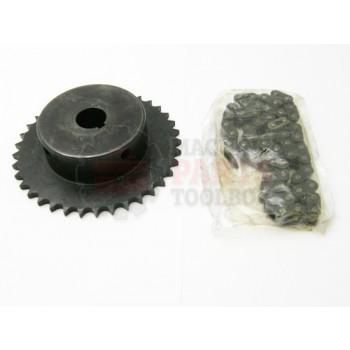 Lantech - Pre-Stretch Kit 275% Q SPRKT - 30008425