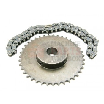 Lantech - Pre-Stretch Kit 300% QM Sprocket - 30008426