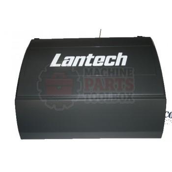 Lantech - Cover Q Mast Left Side W/ LOGO - 30008446