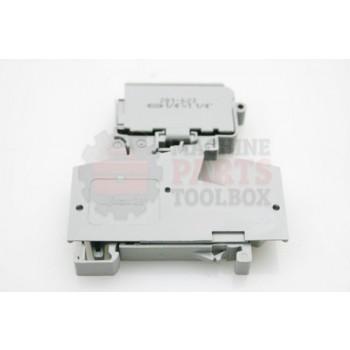 Lantech - Fuse Block 1P 1/4 X 1 1/4 600V 10.00A Clamp Connection - 30008795