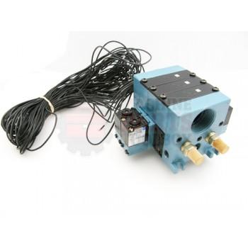 Lantech - Valve ASM 3-Station 24VDC MAC 800 Series - 30009101
