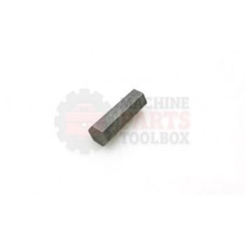 Lantech - Steel CRHEX 7/16 X 1-3/8 LG - 30012224