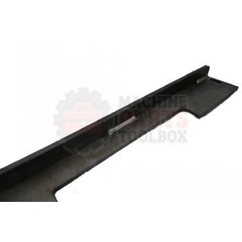 Lantech - Conveyor Endstop Fab For 52EW SS And 55EW GR Conveyor Beds - 30012262