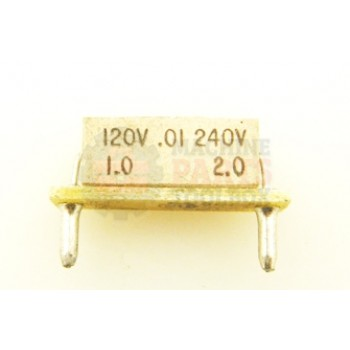 Lantech - Resistor Plug IN 1.0/2.0 HP For 90/180 VDC - 30012863