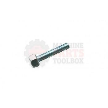 Lantech - Fastener Bolt M4X0.7 X 25MM HHCS - 31023672