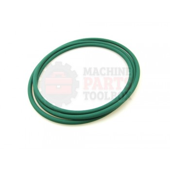 Lantech - Rubber Tube 7MM OD X 67-1/4LG Polyurethane Eagle Green 89T - 30132091