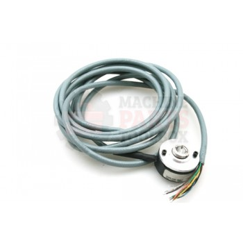 Lantech - Encoder 3600PPR Incremental 24VDC Line Driver Hollow Bore 10MM - 30132251
