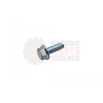 Lantech - Fastener Bolt M12 X 1.75 X 35MM HHCS 10.9 DIN934 - 31024595