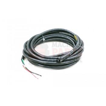 Lantech - Cable Electrical 4 Conductor 14GA Black PVC UL TC-ER MTW Stoow - 30132284
