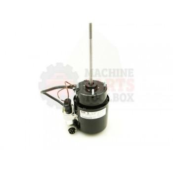 Lantech - Motor ASY 1/15HP 230VAC 50/60HZ 1550/1050RPM Shaft-End Mount - 30133911