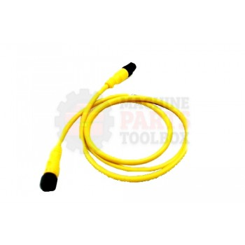 Lantech - Cable Electrical Extension 3COND 22AWG STR-F STR-M Micro QD 1M PVC - 30134184