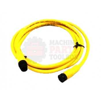 Lantech - Cable Electrical Extension 5COND 22AWG STR-F STR-M Micro QD 2M - 30134186