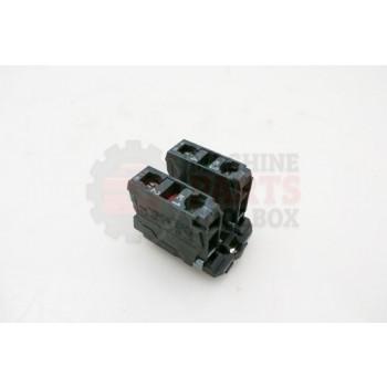 Lantech - Switch Push Button Base 22MM Non-Illuminated (1) NO & (1) NC Contact - 30138293