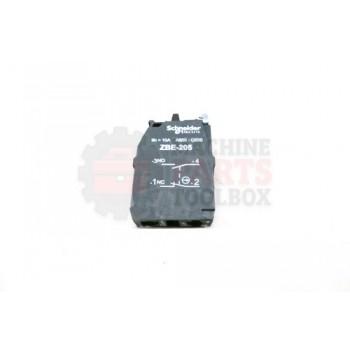 Lantech - Switch Push Button Aux (1) NO & (1) NC Contact - 30138295