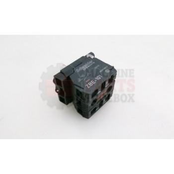 Lantech - Switch Push Button Base 22MM 24VAC/VDC Illuminated - 30138301