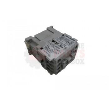 Lantech - Contactor 208-240VAC 60HZ 23A 1 NC Aux - 30139360
