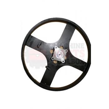 Lantech - Retrofit Kit QM/QXT/QXT+ Turntable Drive Ring / Turntable Rotation Shaft  - 30140154
