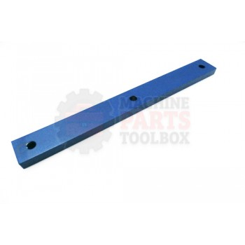 Lantech - Plate Clamp S Top Frame To Leg 3 Hole - 30140230