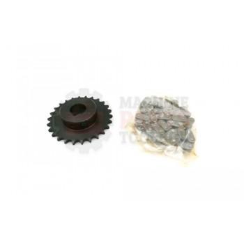 Lantech - Pre-Stretch Kit 100% QM Bottom Drive FDS - 30143649
